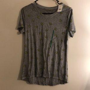 Zoe + Liv Avocado Tee Shirt